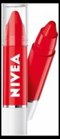 NIVEA*POMADKA Care & Color w kredce ROPPY RED&