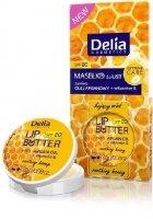 Delia Cosmetics Lip Butter Maselko do ust Kojacy Miod  2.5g