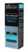 Bielenda Only for Man Krem do depilacji Active Formula  100ml