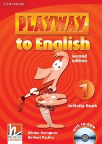 Playway to English  1 Activity Book + CD