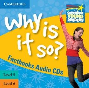 Why Is It So? 5-6 Factbook Audio 2CD