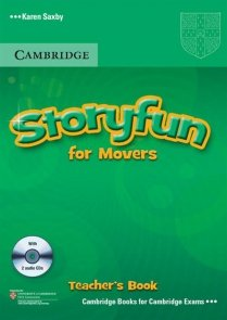 Storyfun for Movers Teacher's Book with 2CD