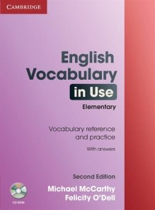 English Vocabulary in Use Elementary with answers + CD
