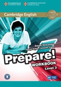 Cambridge English Prepare! 3 Workbook