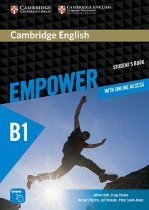 Cambridge English Empower Pre-intermediate Student's Book with online access