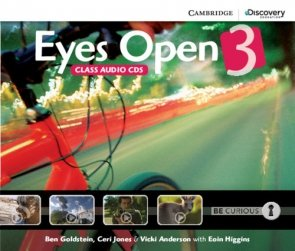 Eyes Open 3 Class Audio 3CD