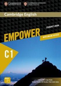 Cambridge English Empower Advanced Student's Book + online access
