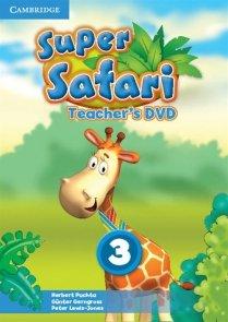 Super Safari 3 Teacher's DVD
