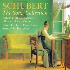 SCHUBERT: THE SONG COLLECTION