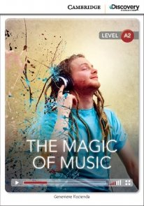 The Magic of the Music A2 Low Intermediate Book with Online Access