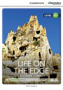Life on The Edge Extreme Homes Intermediate Book with Online Access