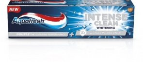 GSK AQUAFRESH Pasta INT.CLEAN WHITE