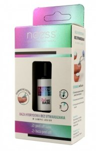 NEESS Baza do lakieru hybrydowego Peel-off  4 ml