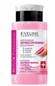 Eveline Zmywacz do paznokci 3w1