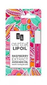 AA Caring Lip Oil Olejek upiększający do ust Wildberry  6ml