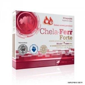 OLIMP CHELA-FERR Forte x 30 kapsułek