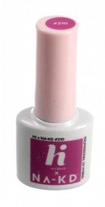 Hi Hybrid Lakier hybrydowy #210 Dusty Pink  5ml