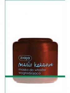 Ziaja masło kakaowe maska do włosów