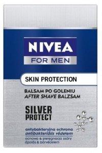 NIVEA FOR MEN Silver Protect Balsam po goleniu  100ml