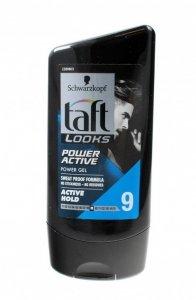 Schwarzkopf Taft Looks Power Active Żel modelujący do włosów Active Hold  150ml