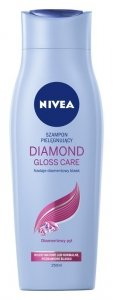 NIVEA Hair Care Szampon DIAMOND GLOSS CARE  250ml