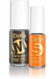 Delia Cosmetics Size M Emalia do paznokci  6.09  8ml