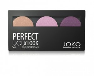 Joko Cienie trio Perfect Your Look nr 304 satynowe