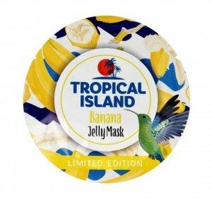 Marion Tropical Island Maseczka żelowa do twarzy Banana  10g