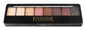 Eveline Eyeshadow Professional Palette Zestaw cieni do powiek 02 Twilight  9.6g