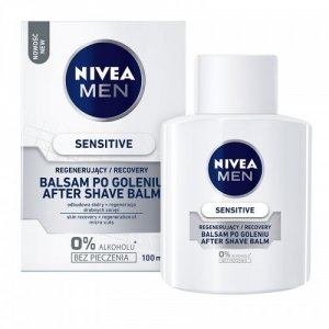 NIVEA MEN Balsam po goleniu Sensitive Recovery  100ml