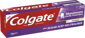 Colgate Pasta Maximum Cavity Protection Whitening  75ml