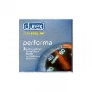 PREZERWATYWA DUREX Performa x 3szt.