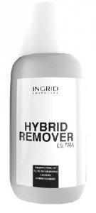 Ingrid Hybrid Ultra Remover Płyn do usuwania lakieru hybrydowego  150ml