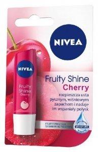Nivea Lip Care Pomadka FRUITY SHINE CHERRY  4.8g