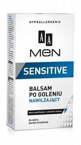 AA Men Sensitive Balsam po goleniu nawilzajacy  100ml