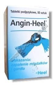 HEEL Angin SD x 50 tabletek