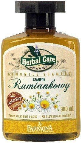 Farmona Herbal Szampon Rumianek 330ml