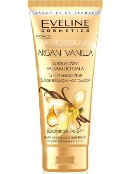 Eve Argan & Vanilla Balsam do ciała 200ml