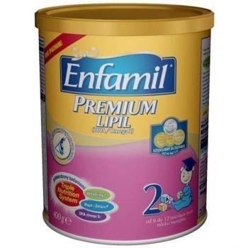 ENFAMIL 2 PREMIUM LIPIL  mleko dla niemowląt od  6 mies.życia
