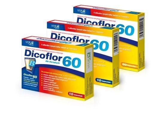 DICOFLOR 60 x 20 kaps.