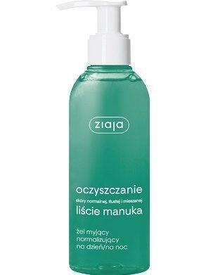 Ziaja Manuka oczyszczanie, żel myjący normalizujący 200 ml