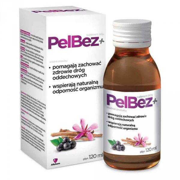 PelBez + (płyn) 120ml