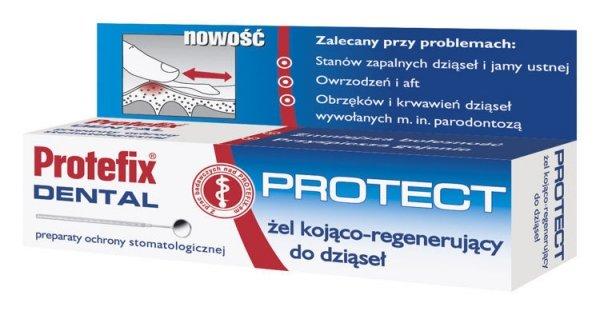 PROTEFIX Protect Dental żel 10ml