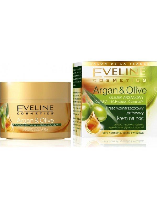 Eve Argan&Olive krem na noc 50ml
