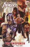 MIGHTY AVENGERS THE UNSPOKEN SC