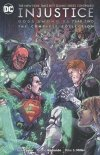 INJUSTICE GODS AMONG US YEAR TWO THE COMPLETE COLLECTION SC (SUPERCENA)