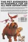 LOCKJAW AND THE PET AVENGERS UNLEASHED HC