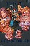 THOR QUEST FOR ODIN PREM HC
