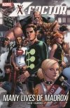 X-FACTOR VOL 03 MANY LIVES OF MADROX SC