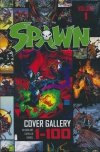 SPAWN COVER GALLERY VOL 01 1-100 HC